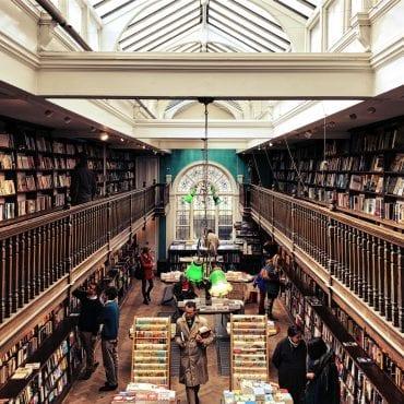 Daunt Books – eine eigene Welt für Bücherwürmer