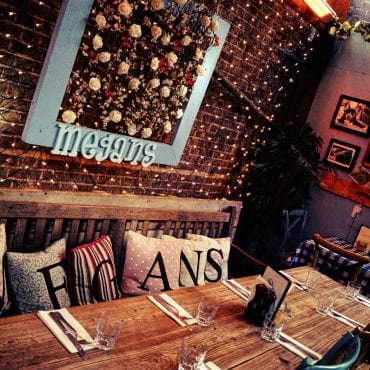 Megan's – romantisches Breakfast, Brunch, Lunch und Grill