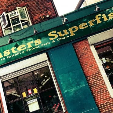 Masters Superfish – Londons vielleicht beste Fish & Chips