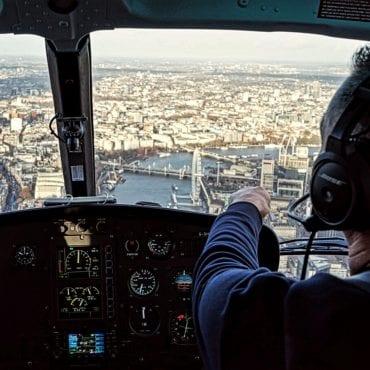 Hubschrauber Rundflug über London